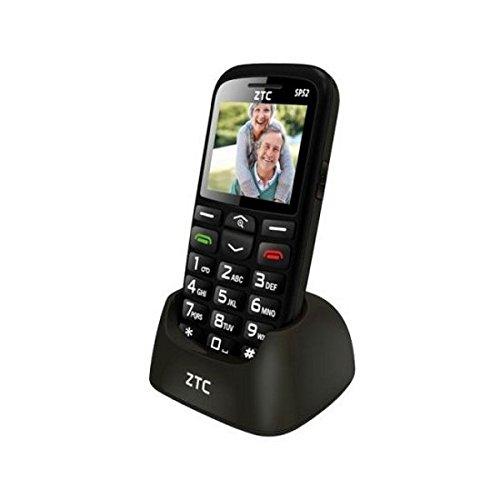 Telefono-Movil-ZTC-SP52-SeniorPhone-Black