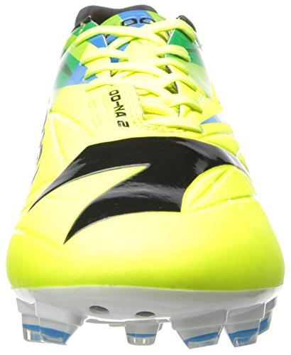 GLX14 Black 2 Fluorescent DD Shoe NA Men's Soccer Diadora Soccer Green vqfpX
