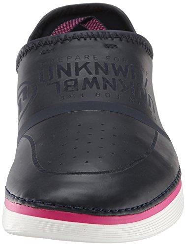 Reebok Hombres Crossfit Nanossage Tr Zapatillas De Entrenamiento Reebok Navy / Pink Fusion / Chalk