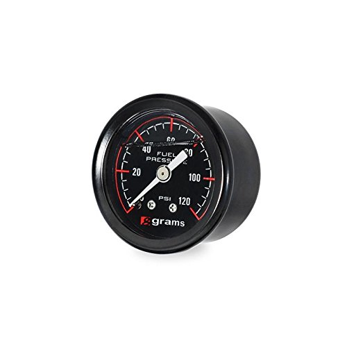 8 best grams fuel pressure gauge for 2019