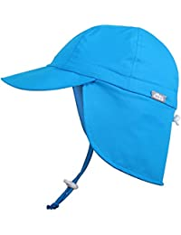 Baby Toddler Kids 50+ UPF Size Adjustable Bucket Sun Hat...