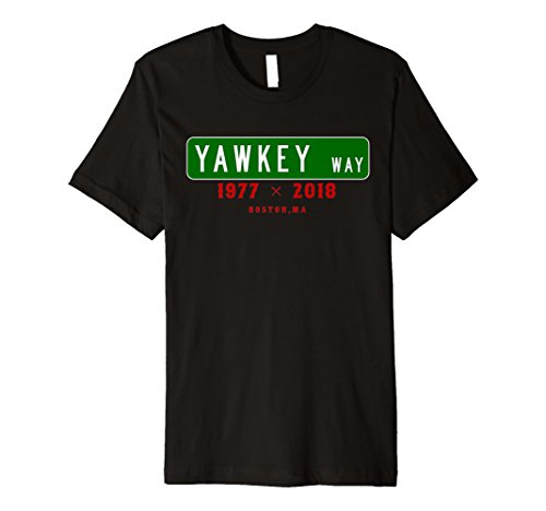 Yawkey Way Boston Farewell T-Shirt