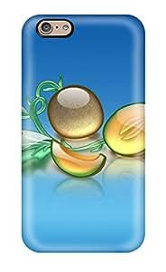 Fernando Gan Beane's Shop Tpu Case Cover Compatible For Iphone 6/ Hot Case/ Aqua Melon