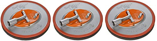 Full Circle International Inc. R360 Radius360 Sanding Tool with Interchangeable Center Hub 9-Inch Round (3-(Pack))