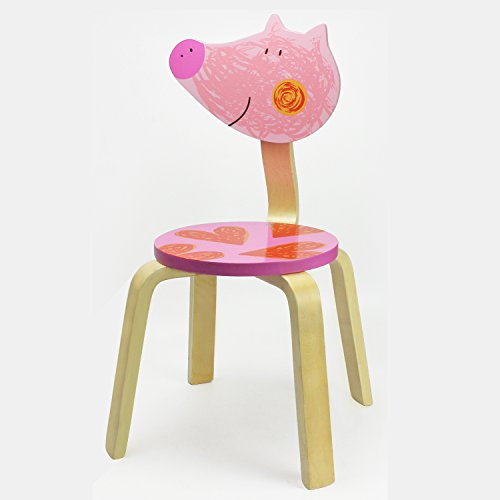 Children's' Chairs, iPlay, iLearn  Chairs for Kids  Playroom Chairs  Animal Chairs  Chairs for Toddlers  Play Chairs (Cartoon Police Hat)