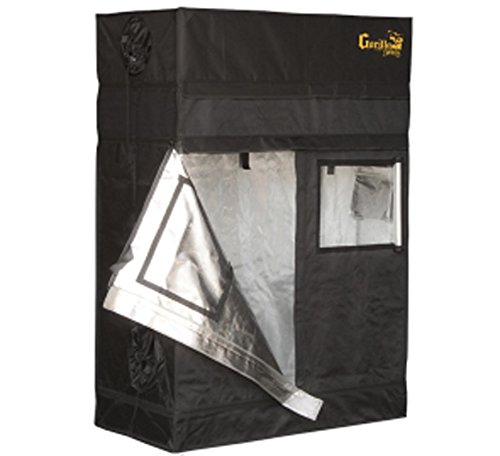 """Gorilla Grow Tent Shorty 2′ x 4′ x 4′ 11″ (Adjustable Height- 4'11"""" to 5'8×2033;) For Sale"""
