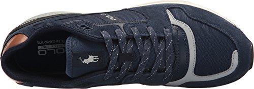 Polo Ralph Lauren Mens Treno100 Sneaker Indaco / Newport Navy