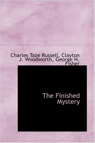 The Finished Mystery