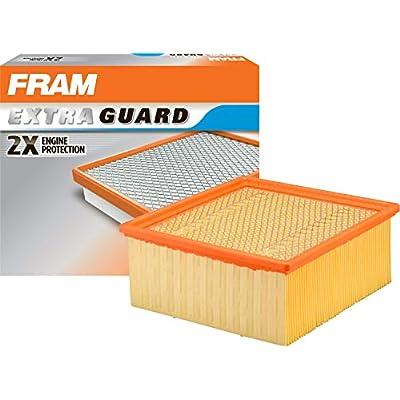 FRAM CA10261 Extra Guard Flexible Rectangular Panel Air Filter: Automotive