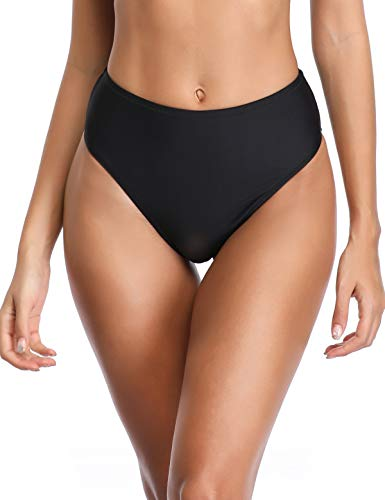 Buy black high waisted bottoms