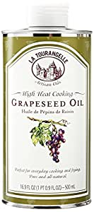 La Tourangelle, Grapeseed Oil, 16.9 Fluid Ounce