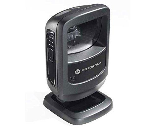 Zebra/Motorola DS9208DL Driver License Parsing Barcode Scanner, Standard Range, USB Kit (Includes USB Cable) - Black