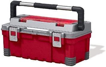Keter 17181009 Master Pro Serie Tool Box - Caja de herramientas (22