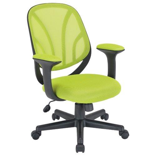 カグクロ オフィスチェア オルテ イエローグリーン 肘掛け取り外し可能 OT-005-YG B00OOCQN88 イエローグリーン イエローグリーン