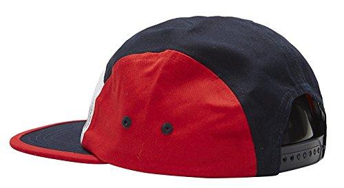 9398062cc1e Fila 5 Panel Color Blocked Camper Hat - Fila Hat Cap