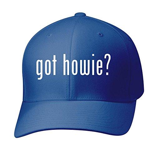 Bh Cool Designs Got Howie    Baseball Hat Cap Adult  Blue  Large X Large