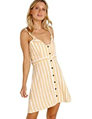 Faithfull The Brand Womens Le Petite Dress
