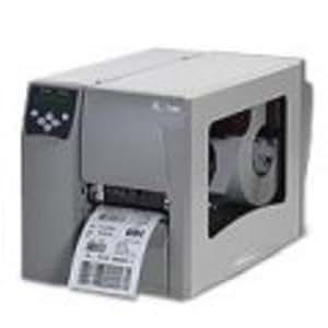 """Zebra S4m Printer 4"""" Direct Thermal/thermal Transfer Tabletop 203dpi Zpl 4mb Peel Rs-232 Serial Usb Parallel"""