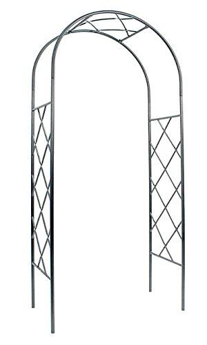 (Achla Designs Lattice Arbor Garden Arch )