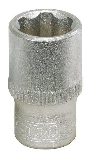 KS Tools 911.1408 Douille F6 1//4 8 mm CHROMEmat