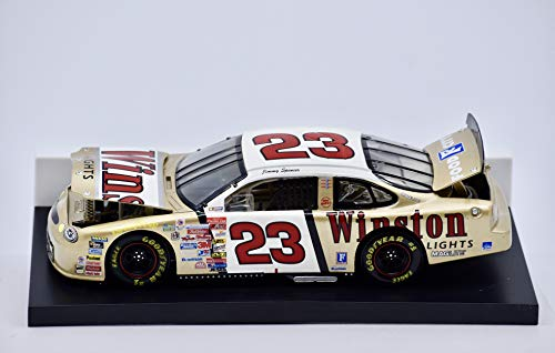1999 - Action/NASCAR - Jimmy Spencer #23 - Winston Gold/Team Winston - Ford Taurus - 1:24 Scale Die Cast - Collectible