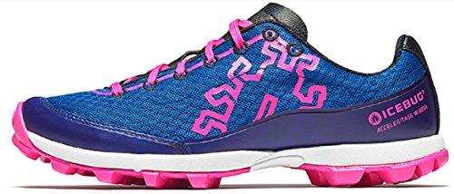 Icebug Women's Acceleritas6 Running Shoe (6.5 B(M) US, Deep...