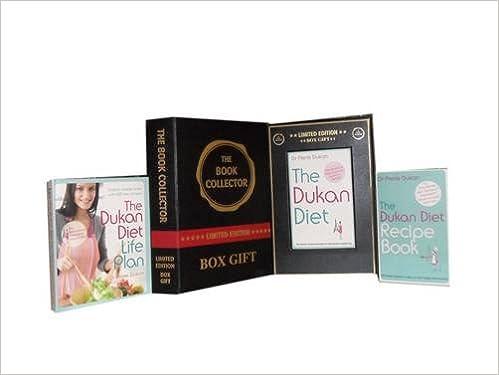 Dr Pierre Dukan Collection Dukan Diet The Dukan Diet Recipe Book
