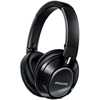 Philips Wireless Noise Cancelling Bluetooth Headphone - Black
