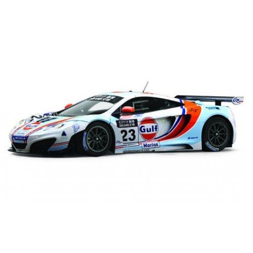 McLaren MP4-12C GT3  23 Macau GT Cup 2012 Danny Watts 1 18 TrueScale
