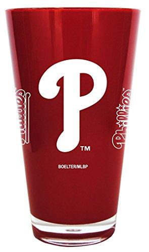 - Philadelphia Phillies 20 oz Insulated Plastic Pint Glass