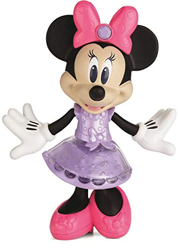 Fisher-Price Disney Minnie, Sparkle Surprise Minnie]()