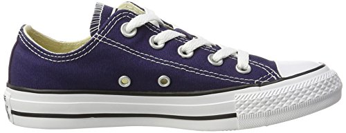 Converse Unisex-adulto Chuck Taylor All Star Sneaker Blu (indaco Mezzanotte)