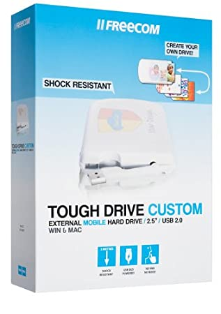 Drivers: Freecom Tough Drive Custom