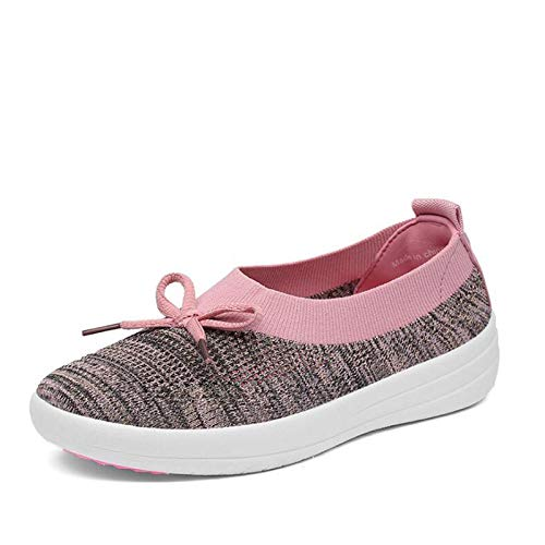 For Lady Shoes Shoes Sneakers Shoes Winter Spring Shoes Fashion pink Women Casual Mesh GUNAINDMX Slip On Summer T0q6BZw