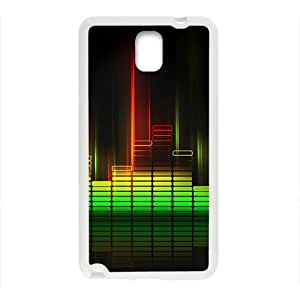 Artistic music melody fashion phone case for samsung galaxy note3