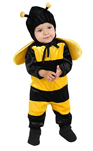 Charades Little Bee Baby/Toddler Costume, Toddler