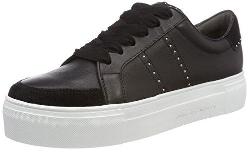 schwarz Weiß donna Big Schmenger Und Sneakers Sohle Schwarz da Kennel wBPOTqv
