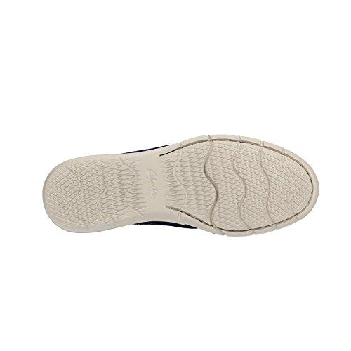 Clarks Schuhe 26.131.731 Mix Edgewood Blue