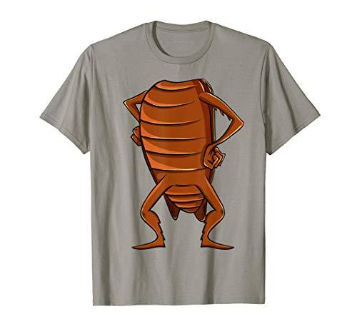 Cockroach Costume T-Shirt for Halloween Cockroach Animal -