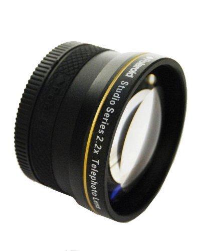 Polaroid Studio Series 2.2X HD Telephoto Lens 52mm