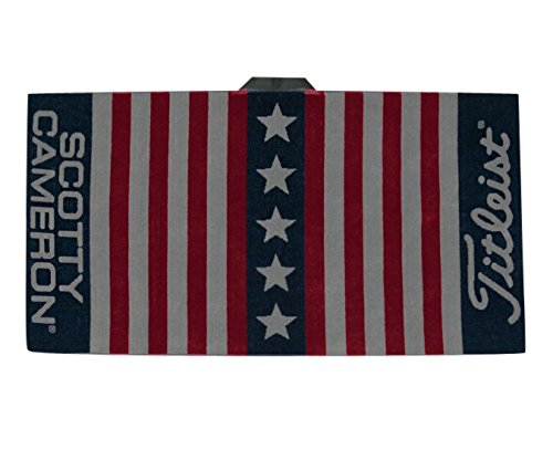 Scotty Cameron 2017 U.S. Open Limited Edition Golf Towel 36.5'' x 19'' by Scotty Cameron