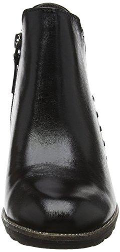 Tamaris Women's 25813 Ankle Boots Black (Black Leather) hLfBggoC