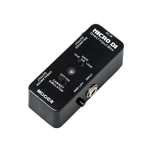 Micro Direct Boîte D De i Mooer Box Di 4XqfwWdfxU