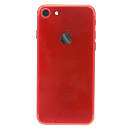 Apple iPhone 7, 256GB, Red - For GSM (Renewed)