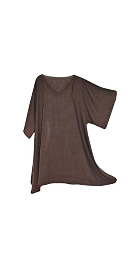 Cool Kaftans - Camisas - para mujer azul 42: Amazon.es: Ropa y accesorios