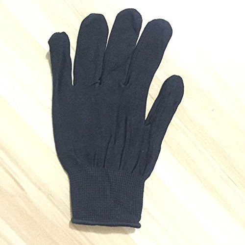 Heat Resistant Protective Glove for Hairdressing Curling Straight Wand,Left Hand