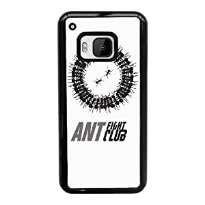 HTC One M9 Cell Phone Case Black ANT FIGHT CLUB ST1YL6700824