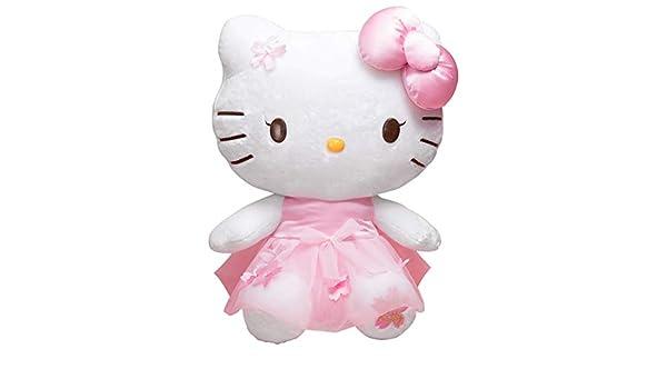 Amazon.es: jxxcsmaa Hellokitty Plush Doll Hello Kitty Doll ...