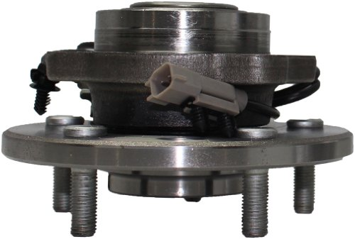 Brand New Front Wheel Hub and Bearing Assembly 2004-06 Chrysler Pacifica 5 Lug W/ ABS 513201