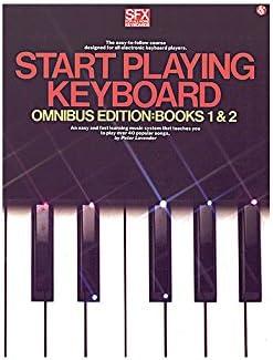 SFX Start Playing Keyboard Omnibus Edition. Partituras para ...